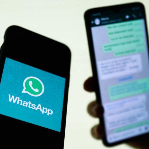 Bald kannst du auf eingehende WhatsApp-Nachrichten reagieren - mit Emojis.