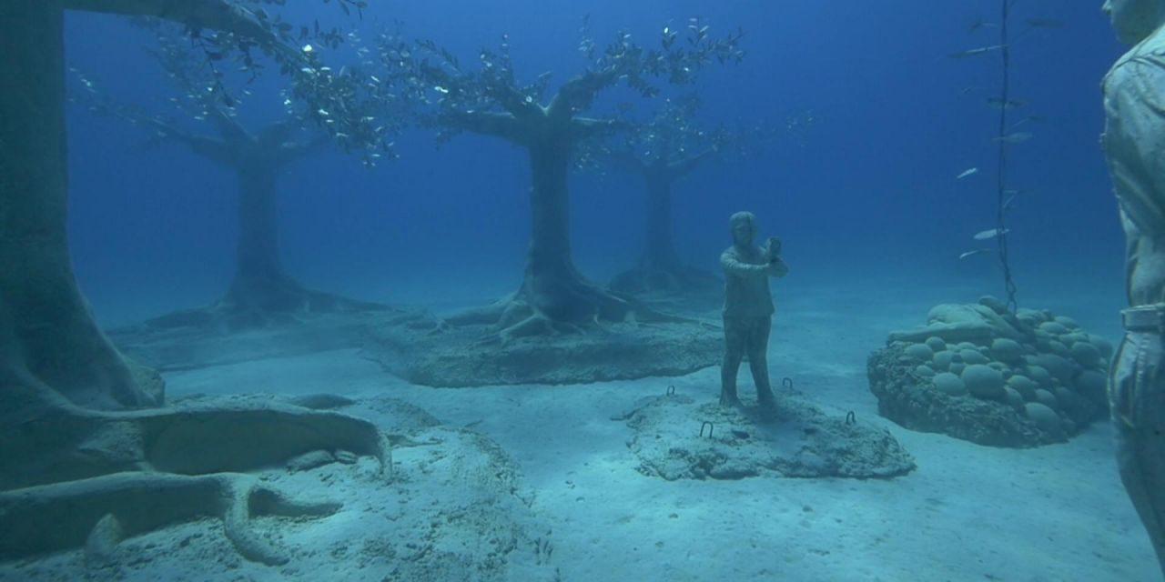 Atlantis auf der Spur: Mysteriöse Unterwasser-Welt in den Clips der Woche