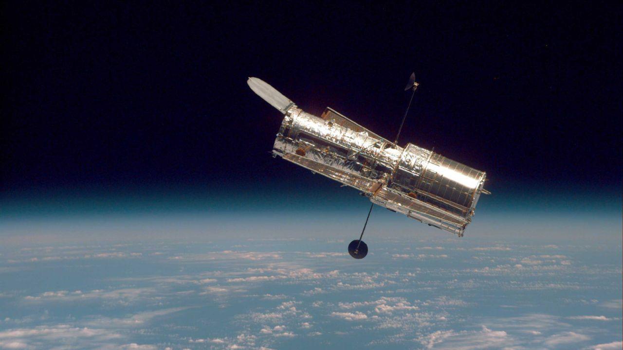 Das Hubble-Weltraumteleskop der NASA