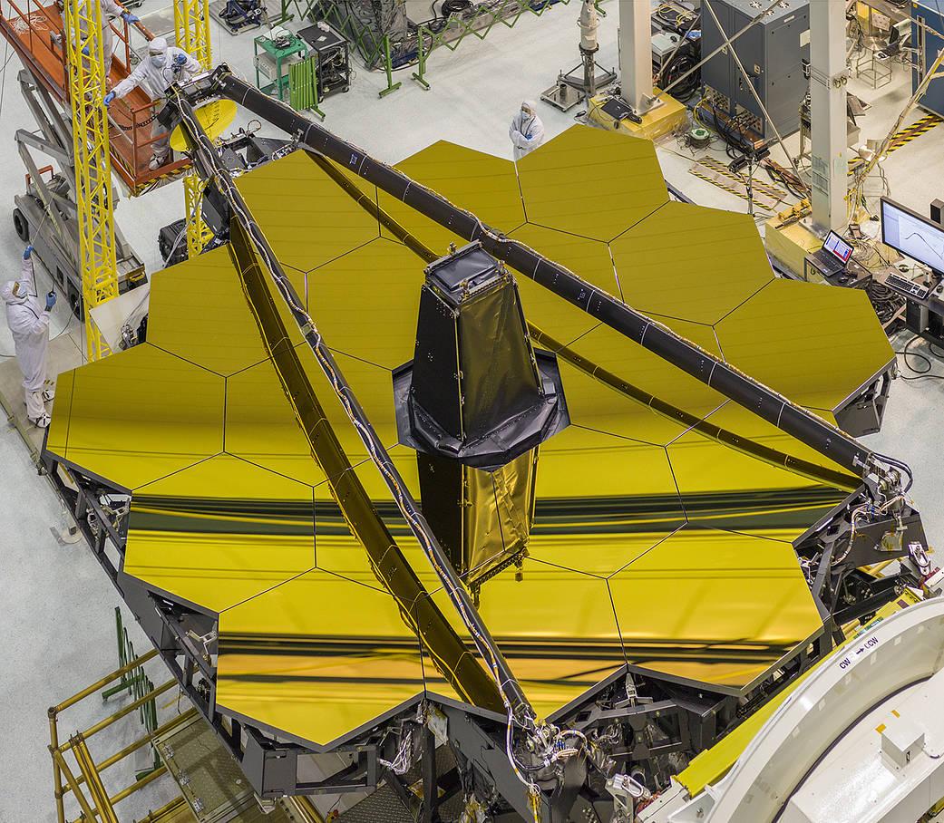 James Webb-Weltraumteleskop