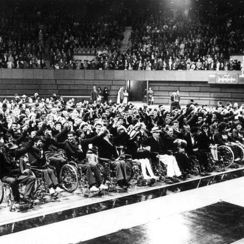 Paralympische Spiele - Tokio