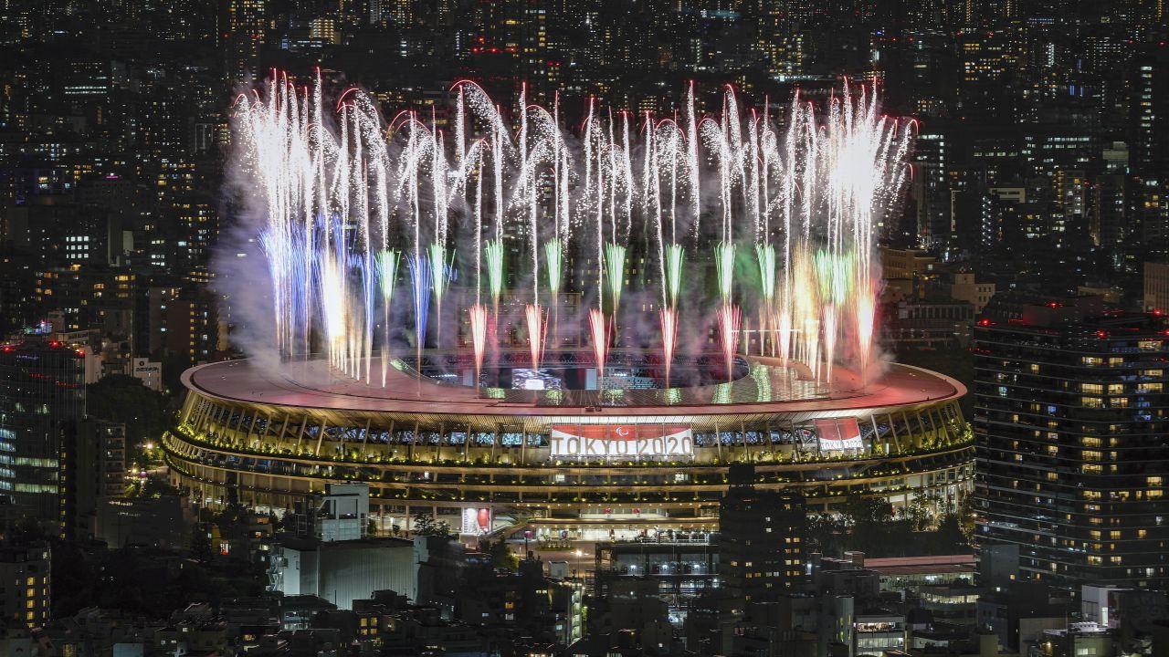 Nationalstadion Paralympische Spiele