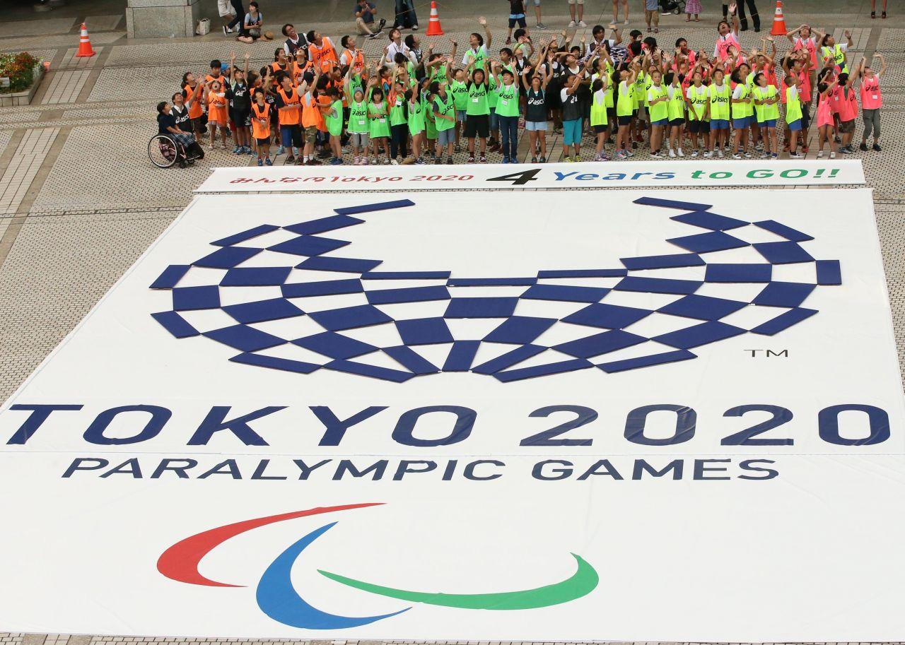 Paralympics Emblem