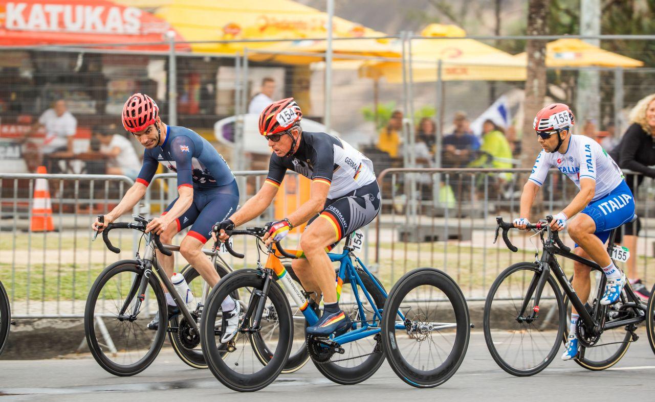 Paralymische Spiele - Straßenrennen