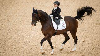 Paralympische Spiele - Dressur