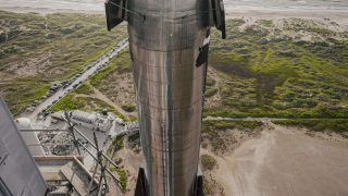 Starship und Superheavy - die größte Rakete der Welt