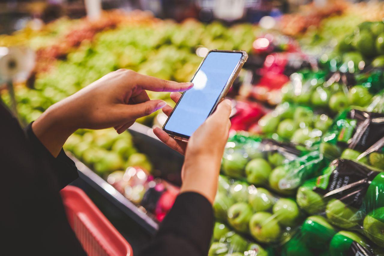 Willkommen im Supermarkt der Zukunft! Das ist jetzt schon möglich
