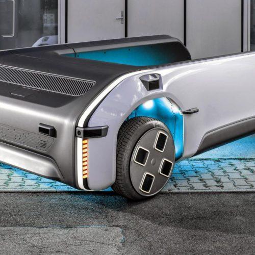Das Deutsche Zentrum für Luft- und Raumfahrt (DLR) hat ein autonomes E-Auto entwickelt, das sowohl den Personen- als auch den Güterverkehr revolutionieren soll. Was steckt hinter dem Konzept von U-Shift? Was ist und macht das DLR eigentlich?