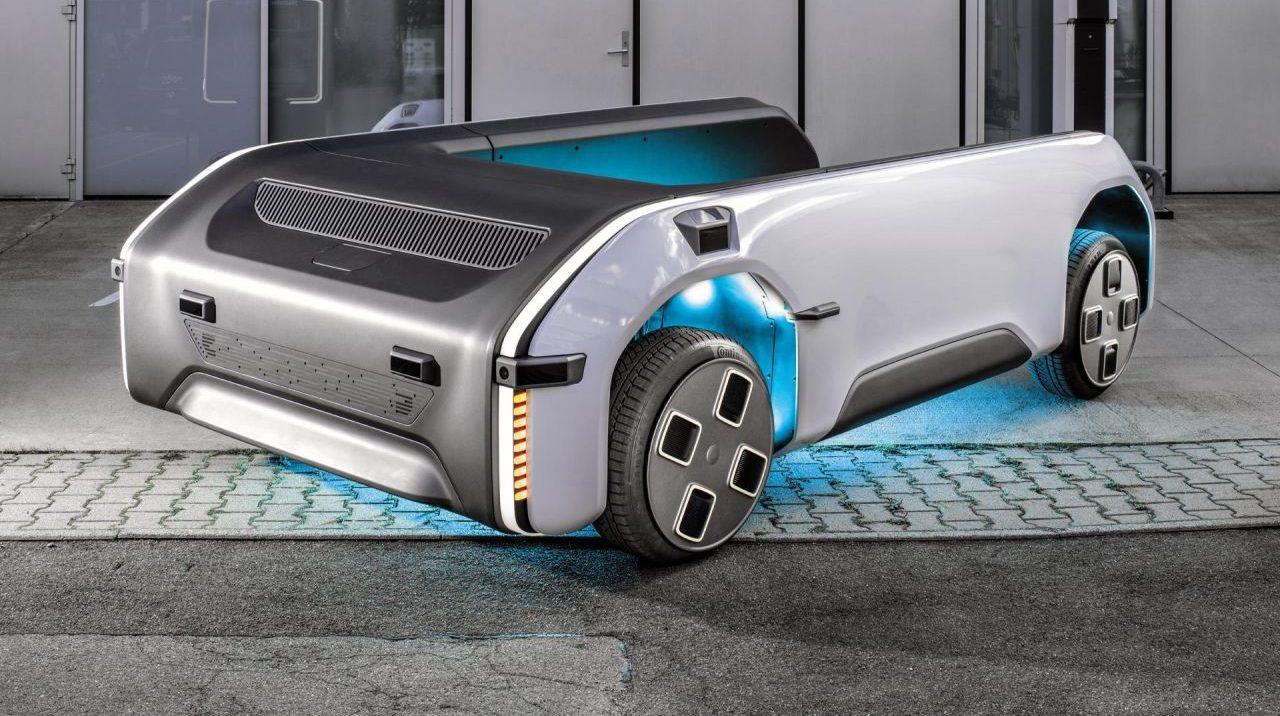 U-Shift: Ist das Fahrzeug-Konzept vom DLR das Auto der Zukunft?