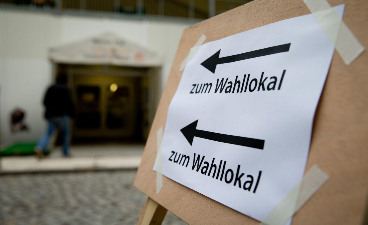 Bundestagswahl 2021: Wo kann ich heute wählen gehen?