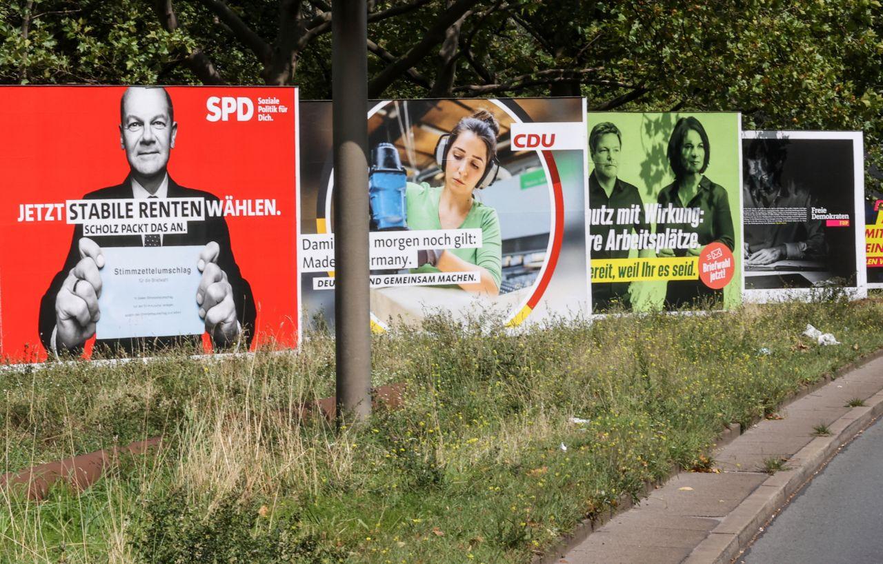 Welche Parteien treten zur Bundestagswahl 2021 an?