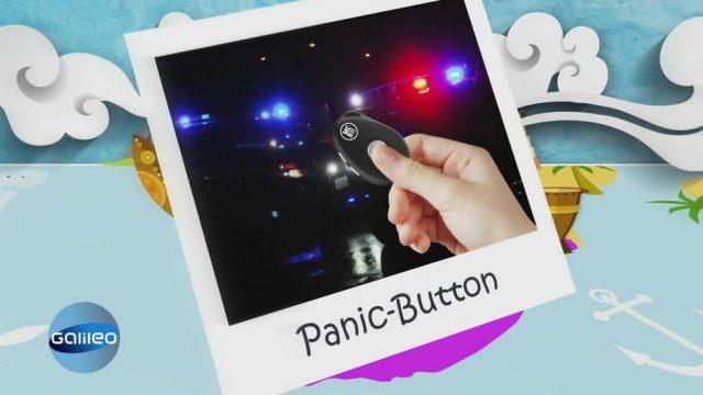 Den Panic Button immer dabei - 5 Dinge Südafrika