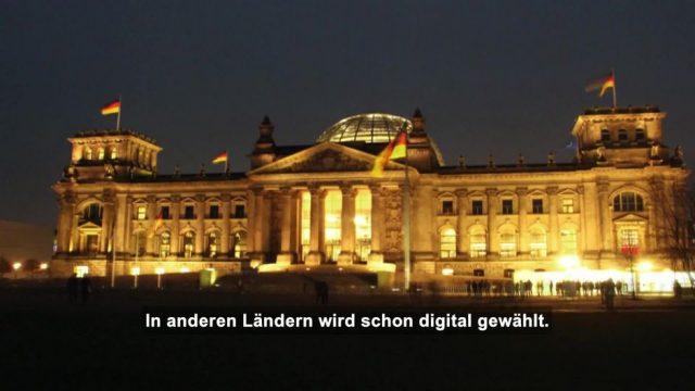 Digitale Wahlen: Warum geht das in Deutschland noch nicht?