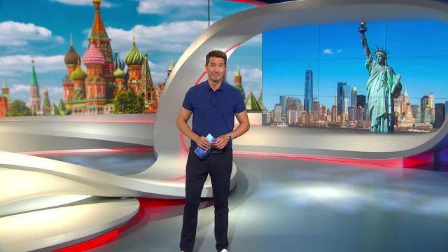 Donnerstag: Verrückte Ortsnamen - In 5 Minuten von Amerika nach Russland?