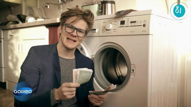Geldwäsche erklärt in 100 Sekunden