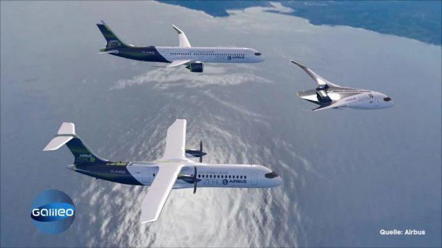 Klimafreundlicher Fliegen mit synthetischem Kerosin