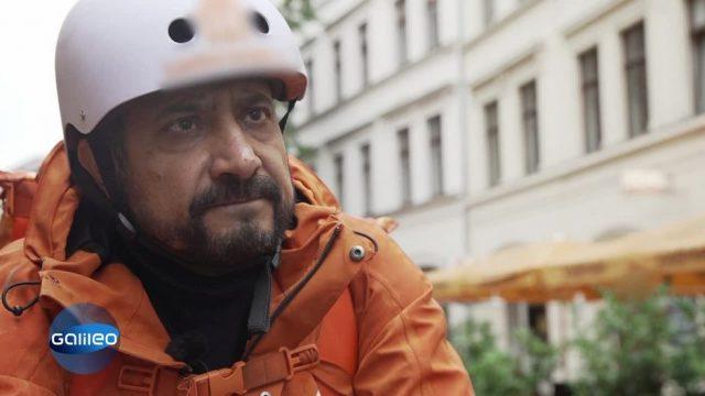 Vom Kommunikationsminister Afghanistans zum Lieferfahrer in Deutschland