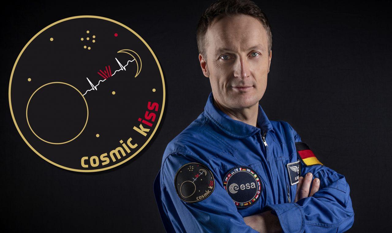 """Mission-Batch """"Cosmic Kiss"""" von ESA-Astronaut Matthias Maurer"""