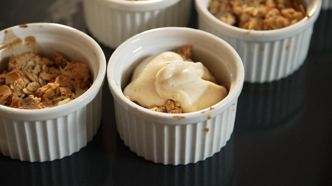 Herbst-Rezepte: Schnitzel mit Kürbis, Flammkuchen und Pflaumen-Crumble