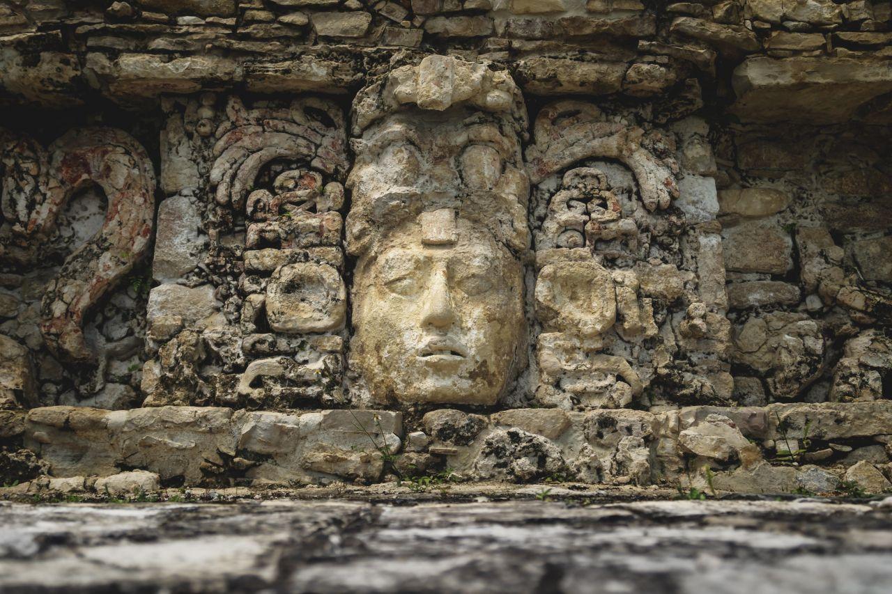 Maya - Palenque - Mexiko