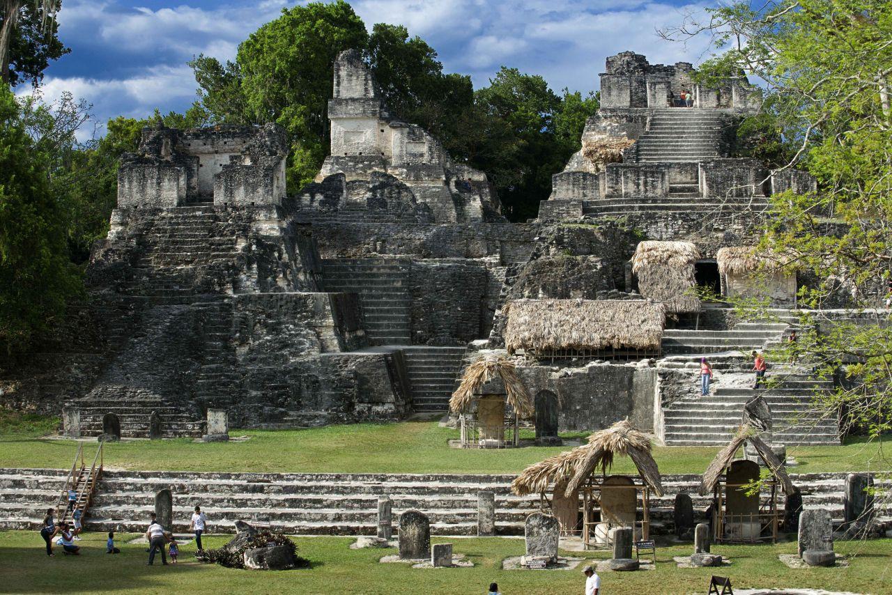Maya - Ruine - Tikal