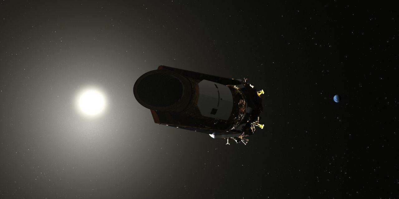 Kepler-Weltraumteleskop der NASA