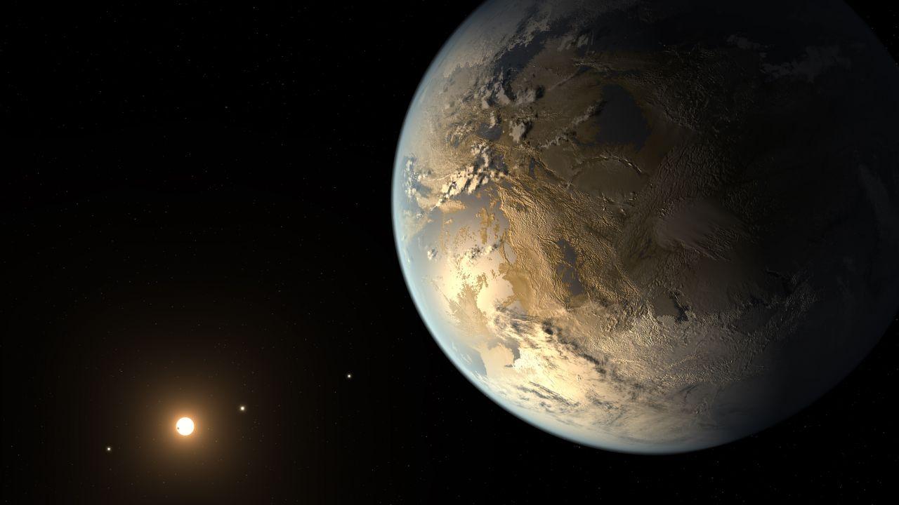 Kepler-186f, erster Exoplanet in der habitablen Zone