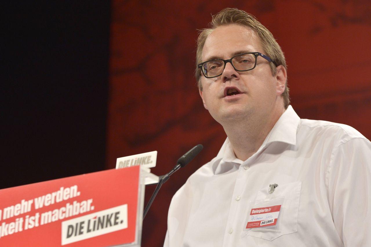 Sören Pellmann Politiker