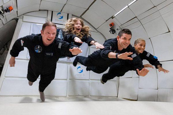 Hobby-Astronauten Space X