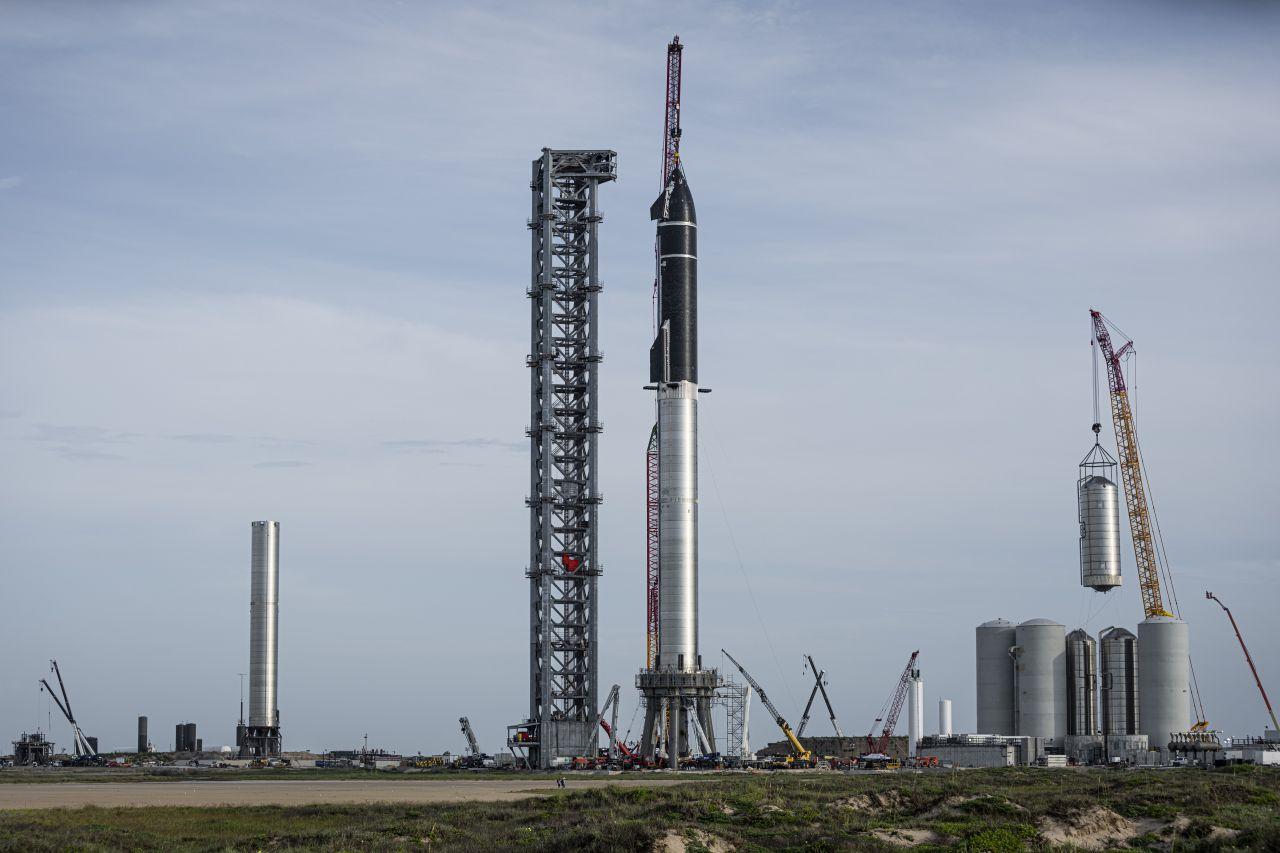 Starship: das neue Raumschiff von SpaceX