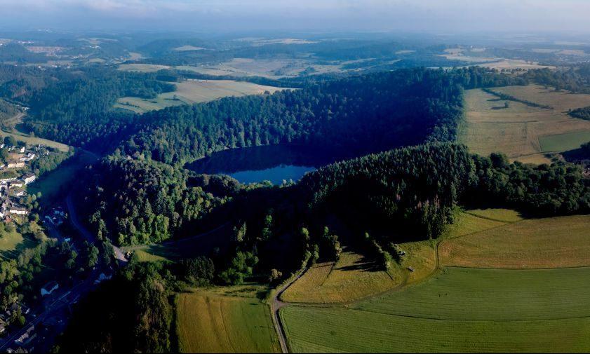 Vulkane in Deutschland - wie gefährlich sind sie?