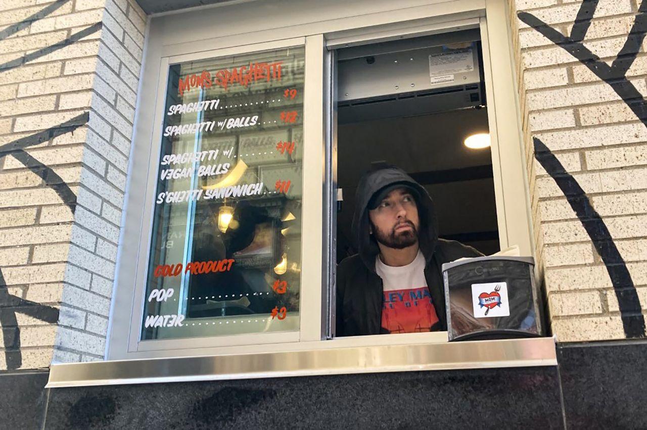 Eminem Restaurant