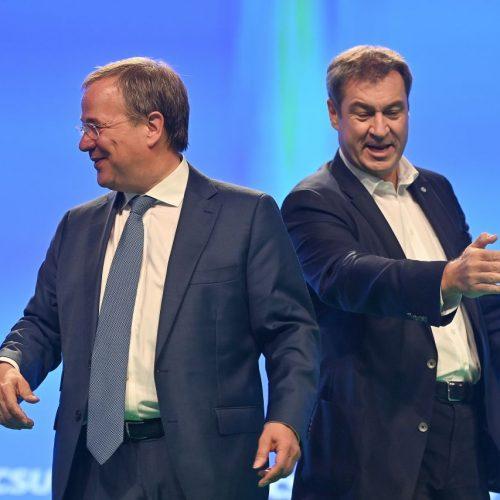 In die Opposition gehen Armin Laschet Markus Söder