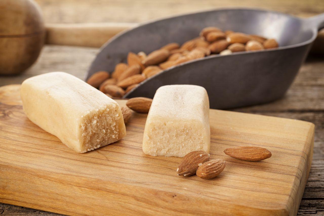 Marzipan selber machen: Rezept für die gesunde Edel-Süßigkeit