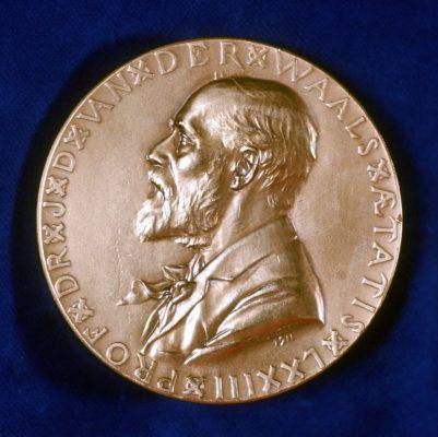 Nobelpreis Medaille