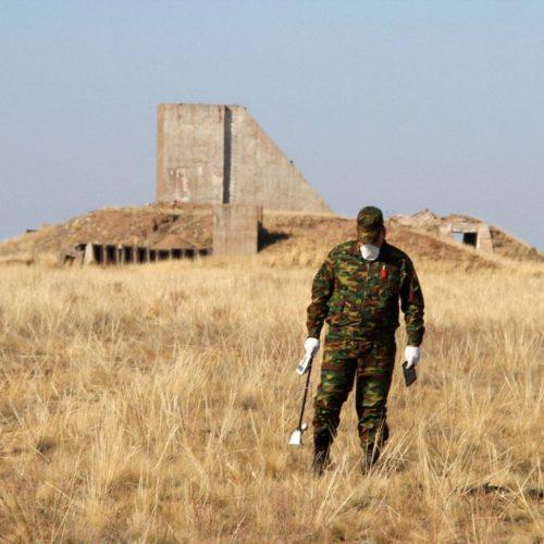 Russland verstrahltester Ort weltweit: Wir besuchen Semipalatinsk.