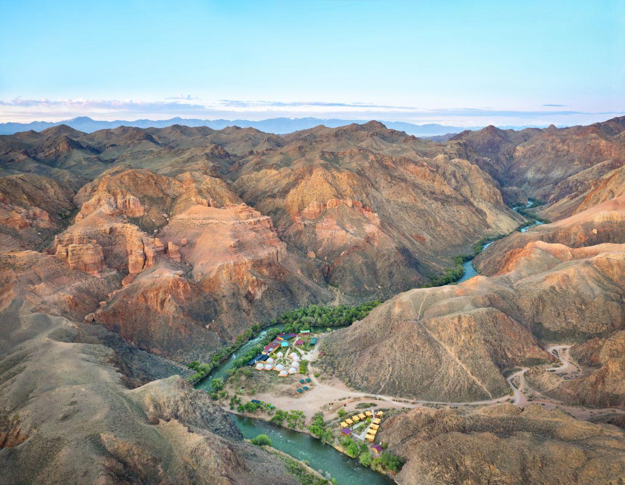 Scharyn-Canyon